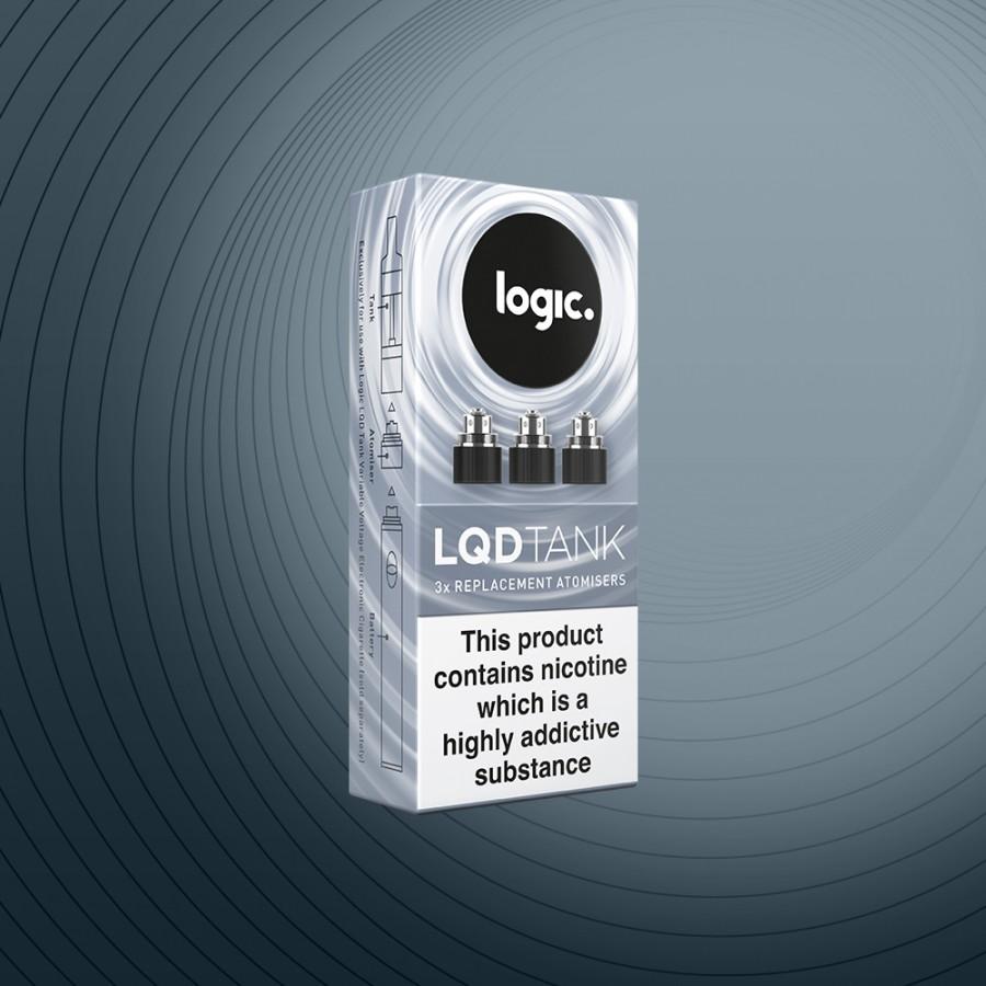 Logic LQD Atomisers
