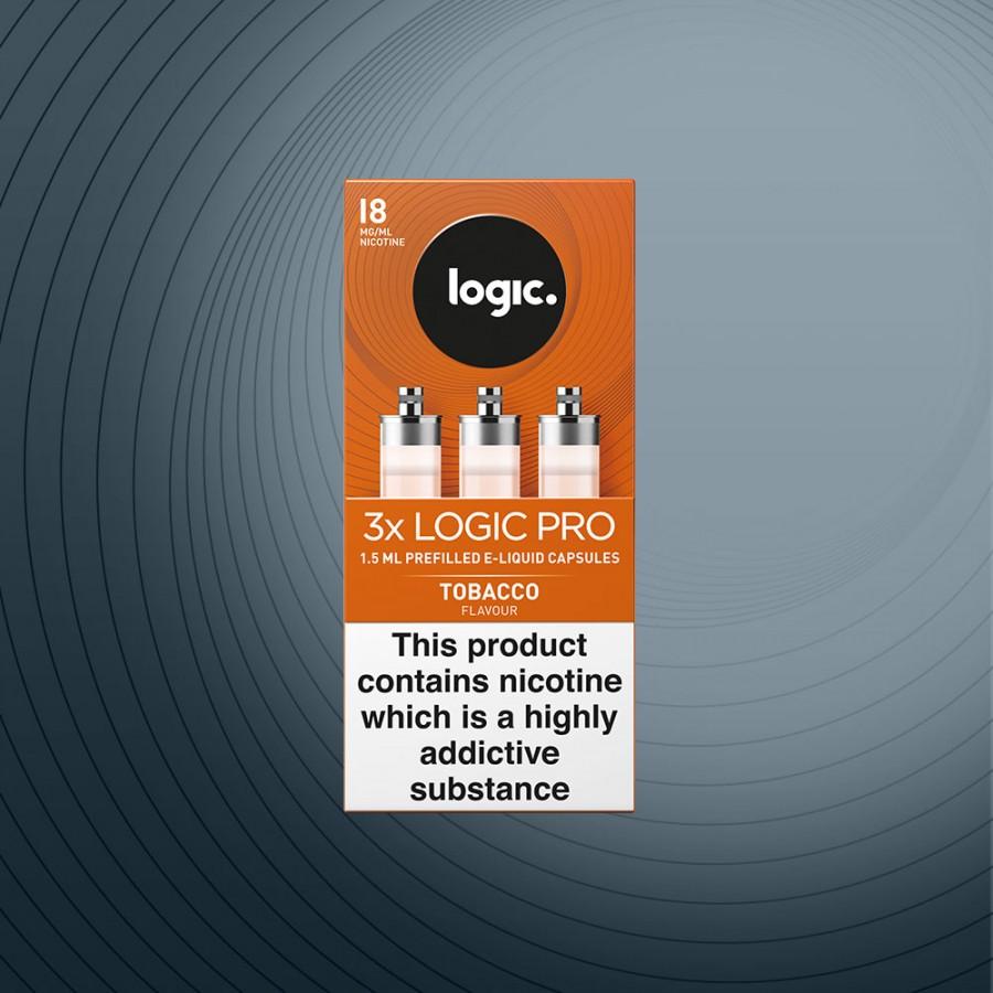 Logic PRO Refills 3x Capsules