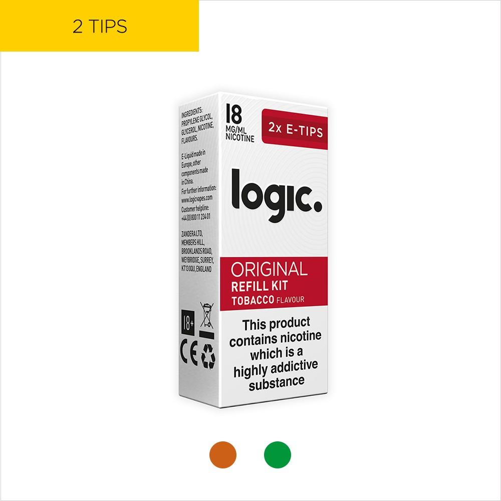 Logic Original | 2 Tips