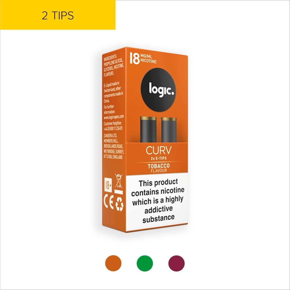 LOGIC CURV | 2 TIPS