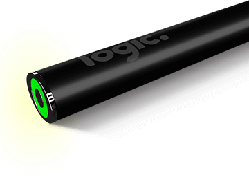 Logic CURV - The electronic cigarette with Swiss made e-liquid