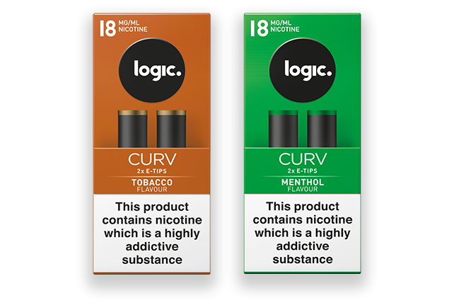 Logic CURV - Refills
