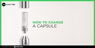 How to change a capsule