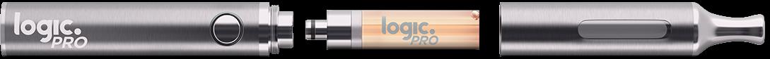 Logic Pro E Vapouriser - Smart Capsules