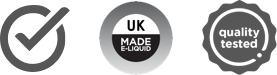 Quality e-liquids made in the UK