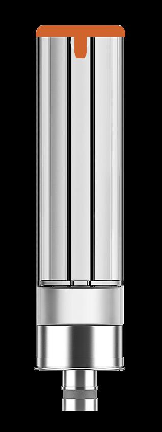 Logic PRO tobacco flavour e-liquid capsule.