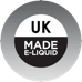 UK-made e-liquids