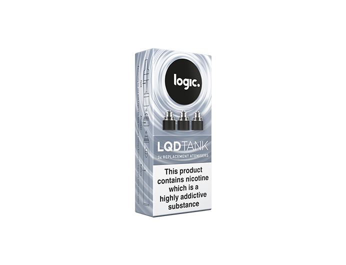 Logic LQD Vape accessories