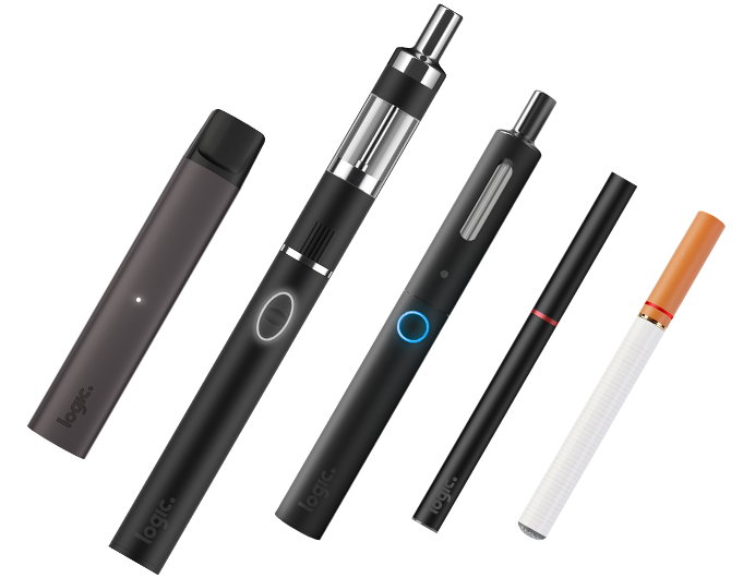 E-CIGS & VAPING DEVICES
